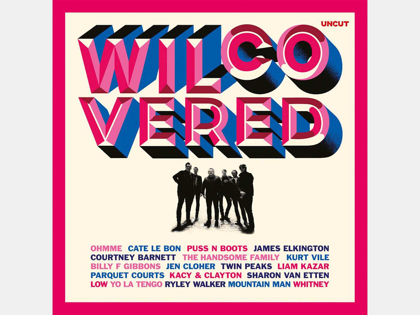 Uncut's Wilcovered CD comes to vinyl for Record Store Day