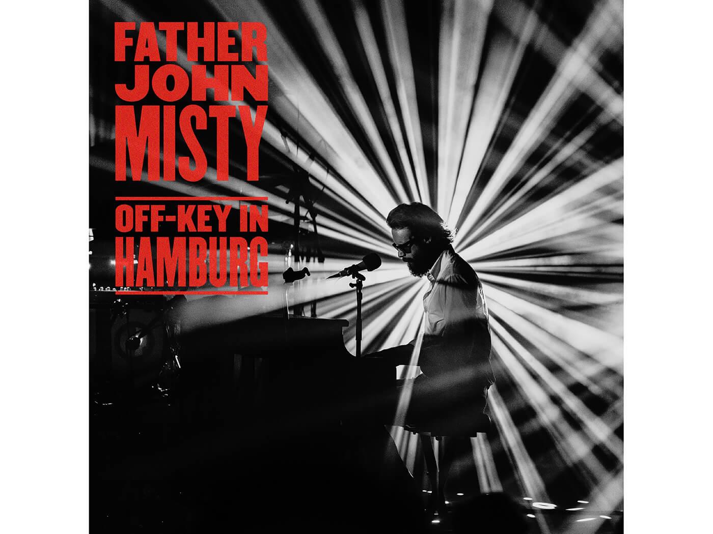 Stream Father John Misty's new live album, Off-Key In Hamburg