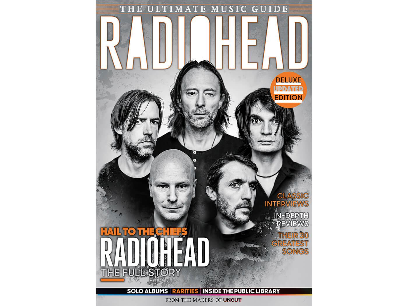 Radiohead – The Deluxe Ultimate Music Guide