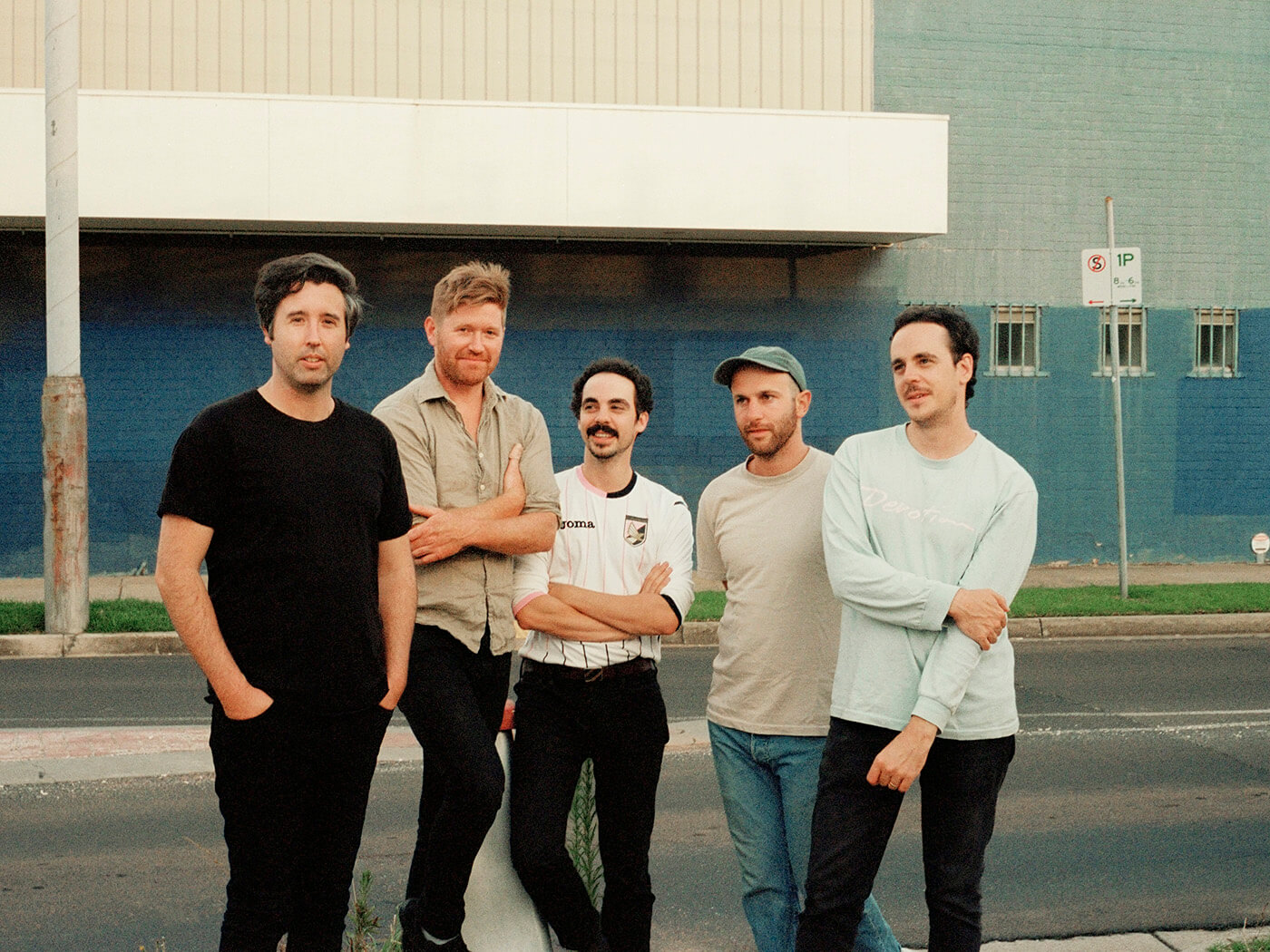 Rolling Blackouts Coastal Fever announce new album, Sideways To New Italy
