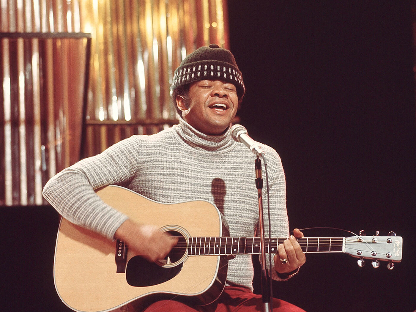 Bill Withers has died, aged 81