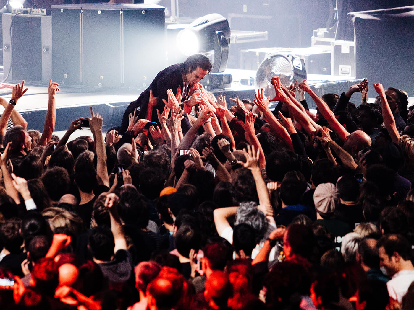 Nick Cave & The Bad Seeds reschedule European tour for spring 2021