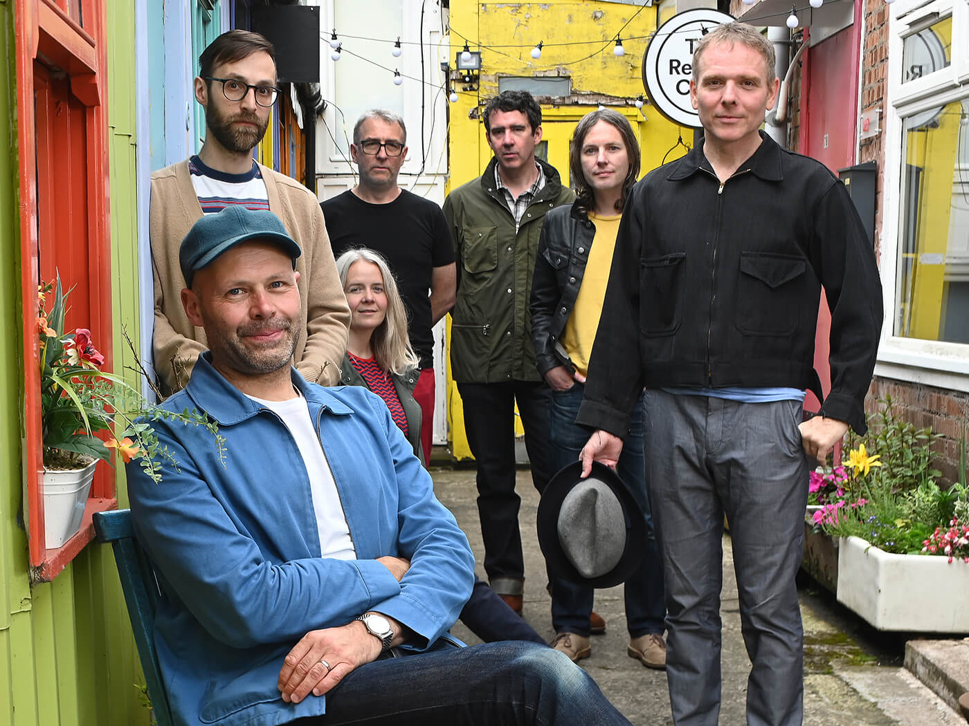 Collaborate with Belle & Sebastian on their lockdown song