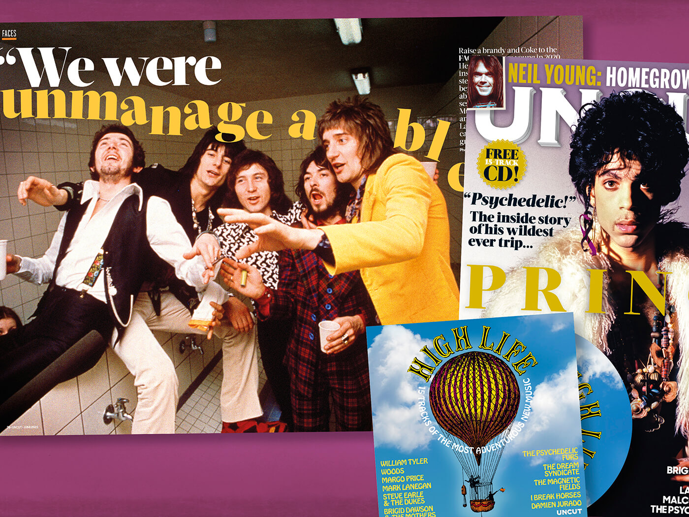"""Kenney Jones on the Faces: """"We were unmanageable!"""""""