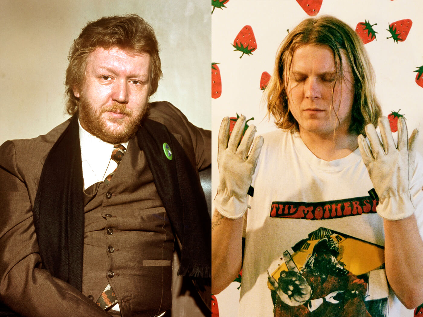 Hear Ty Segall's Harry Nilsson covers album
