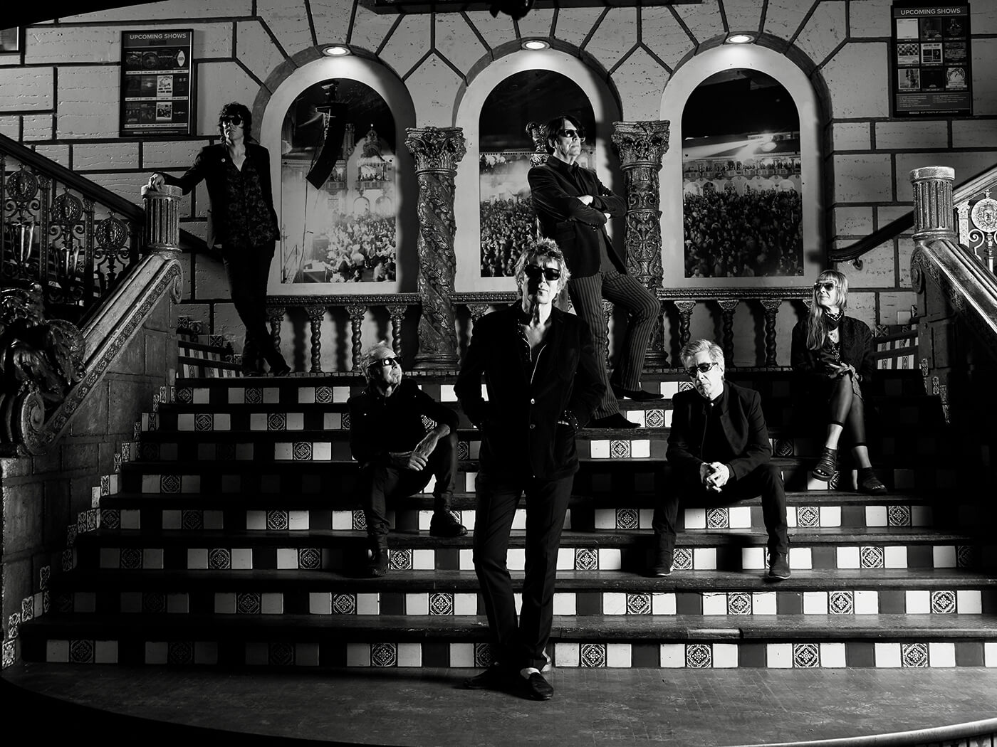 """Hear The Psychedelic Furs' new song, """"No-One"""""""