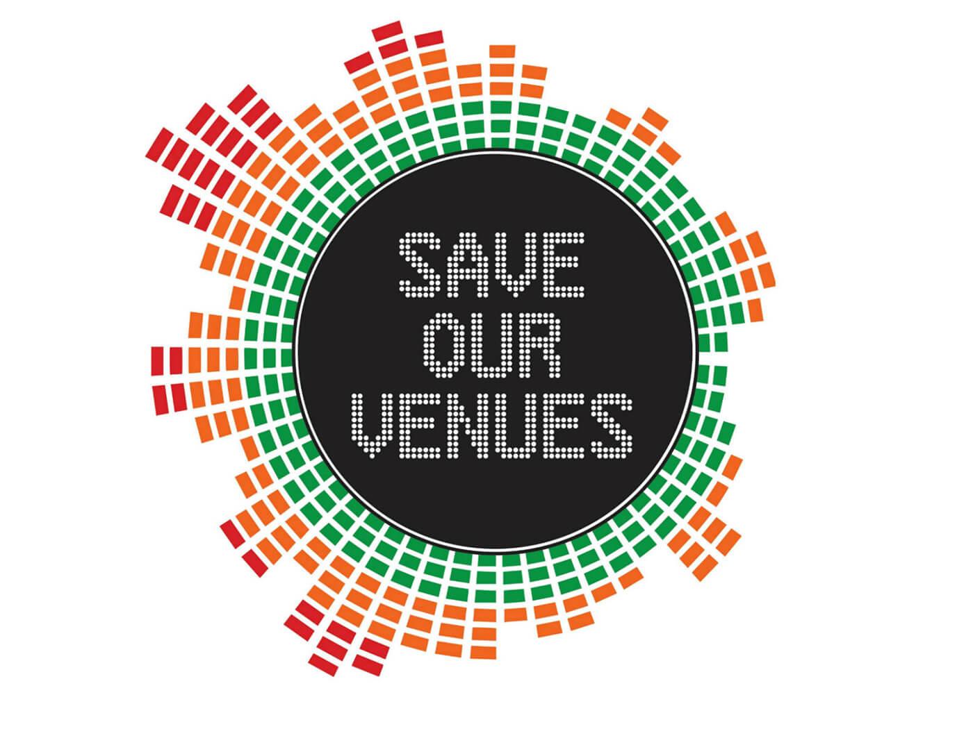Music Venue Trust launches #saveourvenues campaign