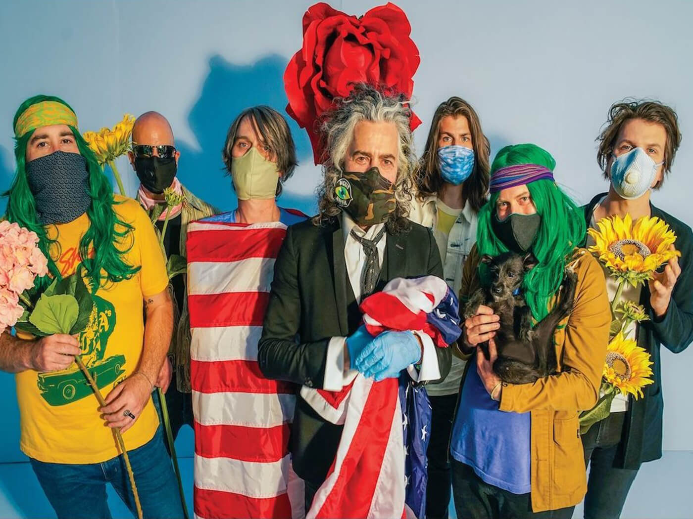 """Watch a video for The Flaming Lips' new song, """"Flowers Of Neptune 6"""""""
