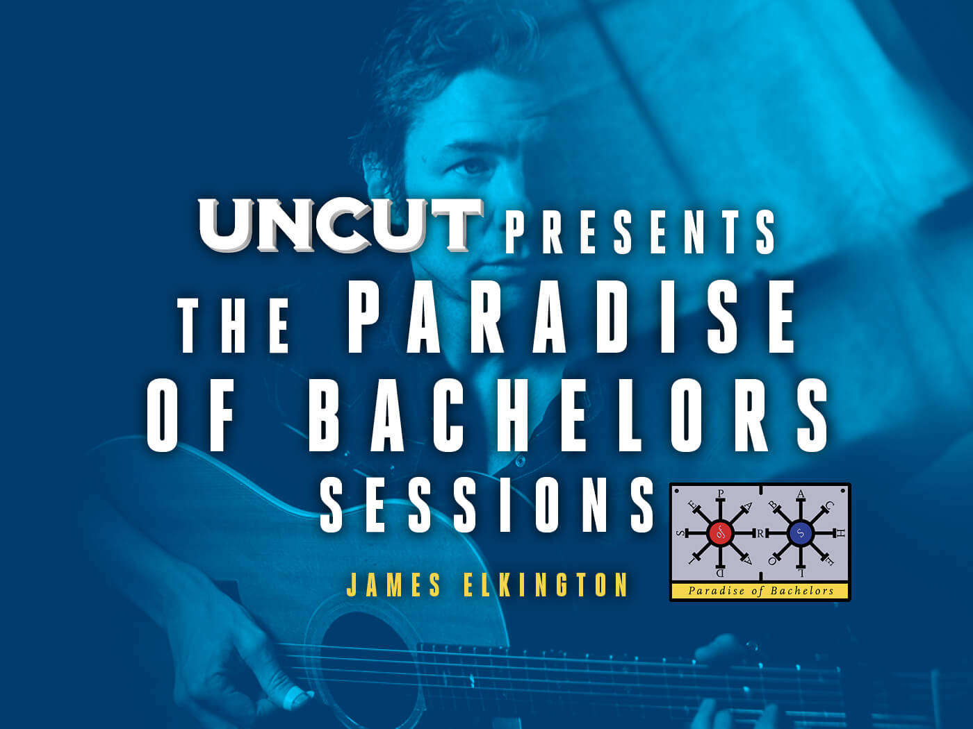 Watch James Elkington's lockdown session for Uncut
