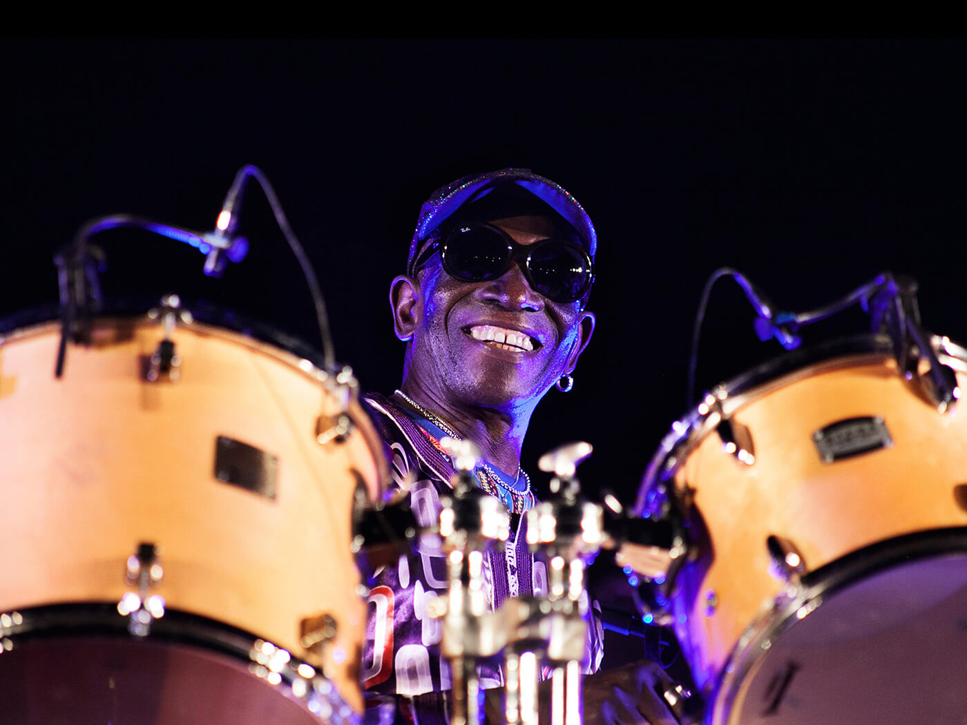 Legendary drummer Tony Allen has died, aged 79