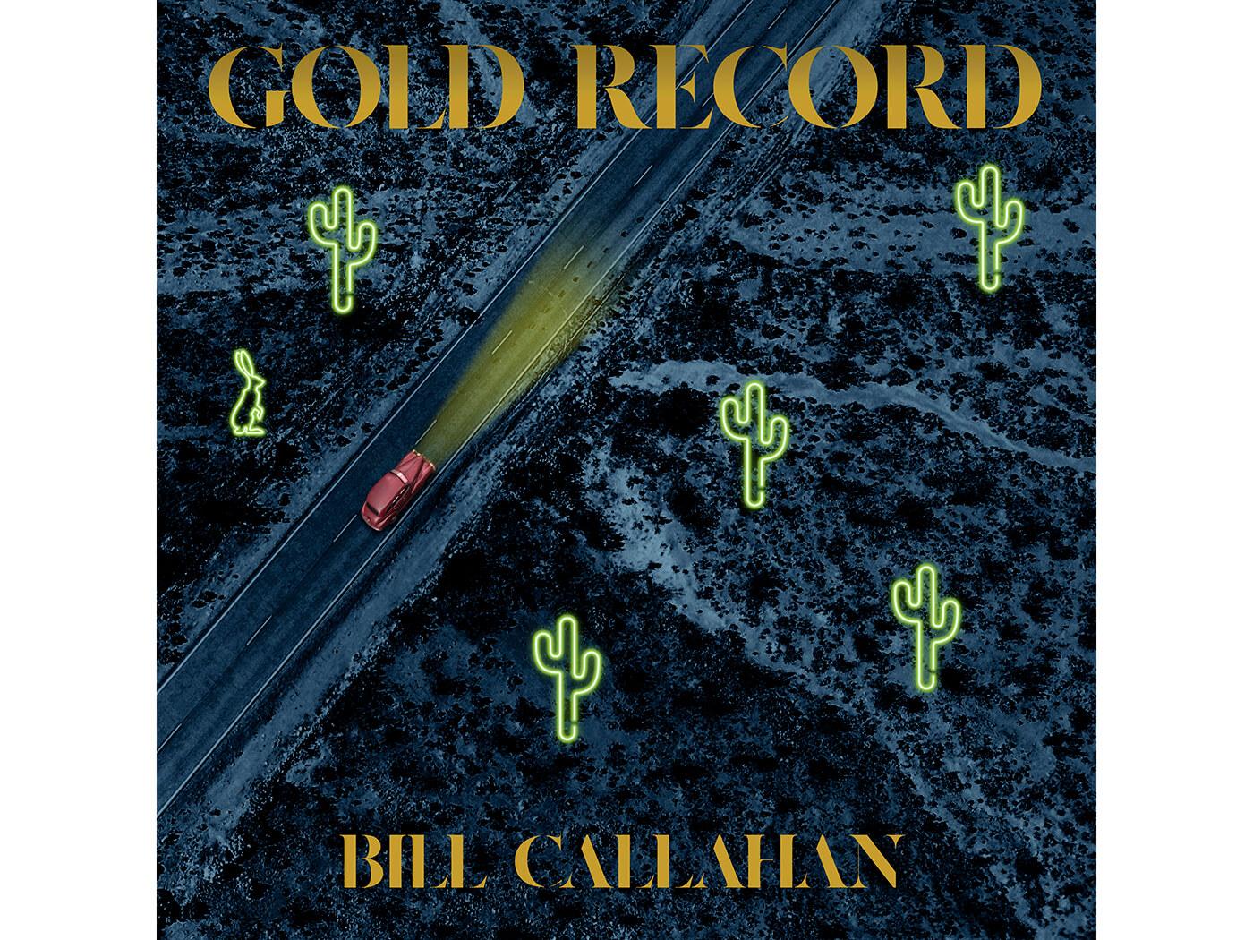 Bill Callahan announces new album, Gold Record