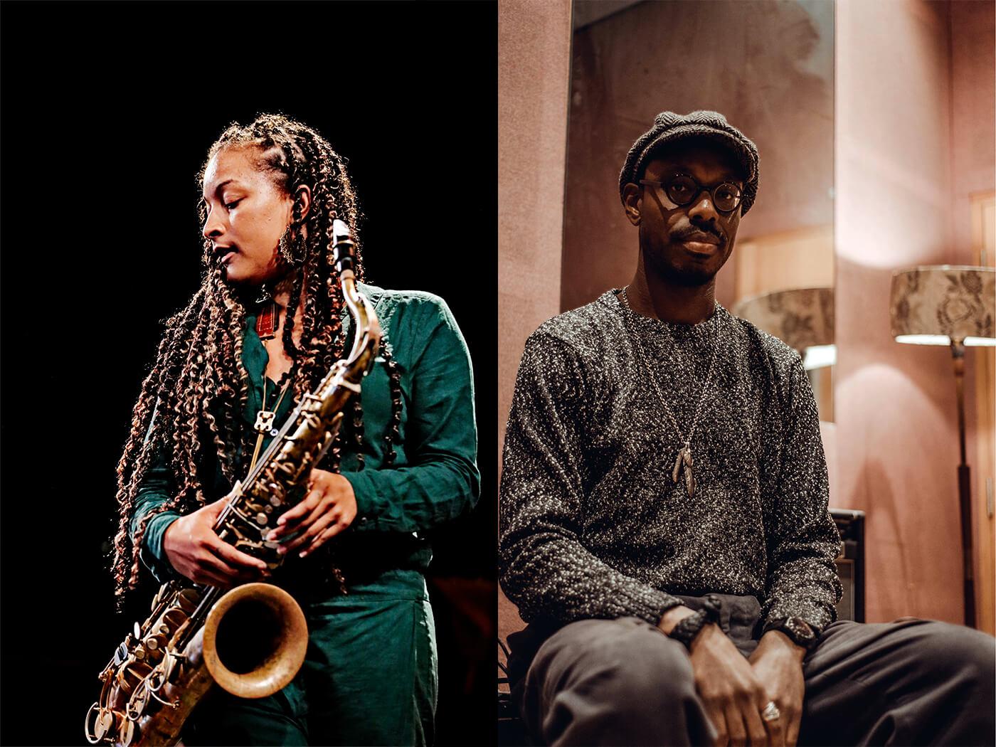 Nubya Garcia and Shabaka Hutchings feature on new Blue Note comp