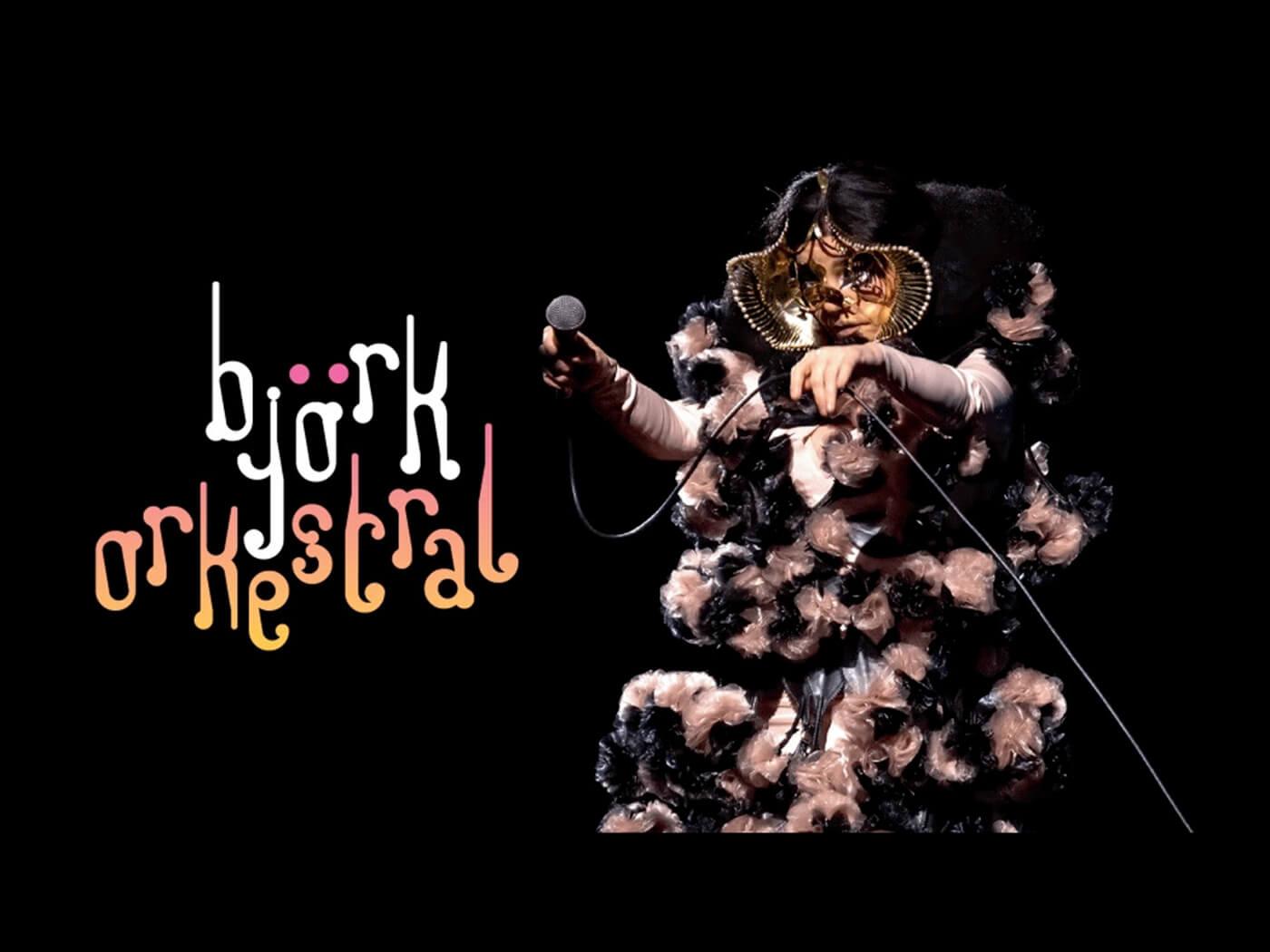 Björk to livestream three orchestral shows