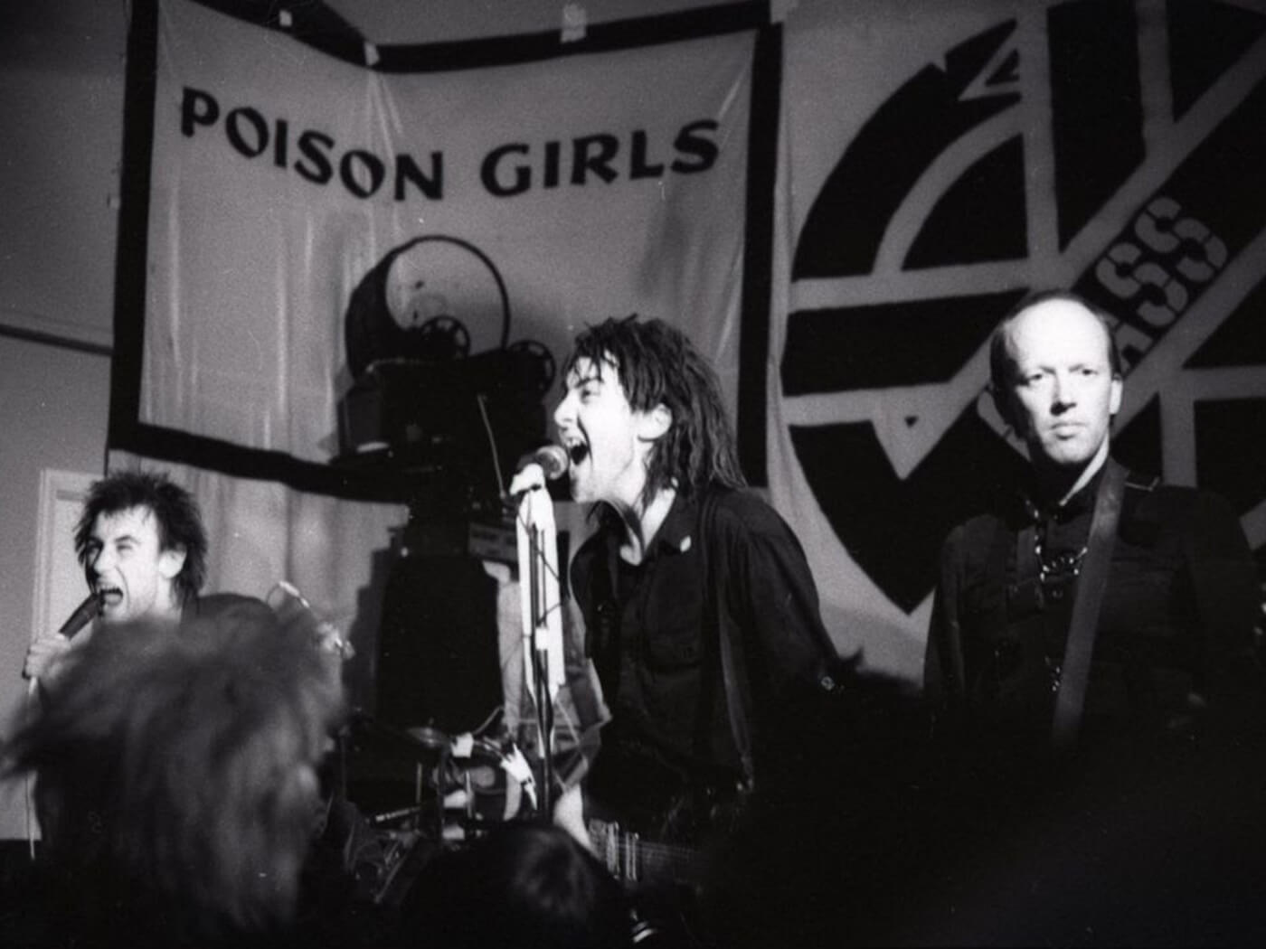 """Hear Crass's """"They've Got A Bomb"""" remixed by XL's Richard Russell"""