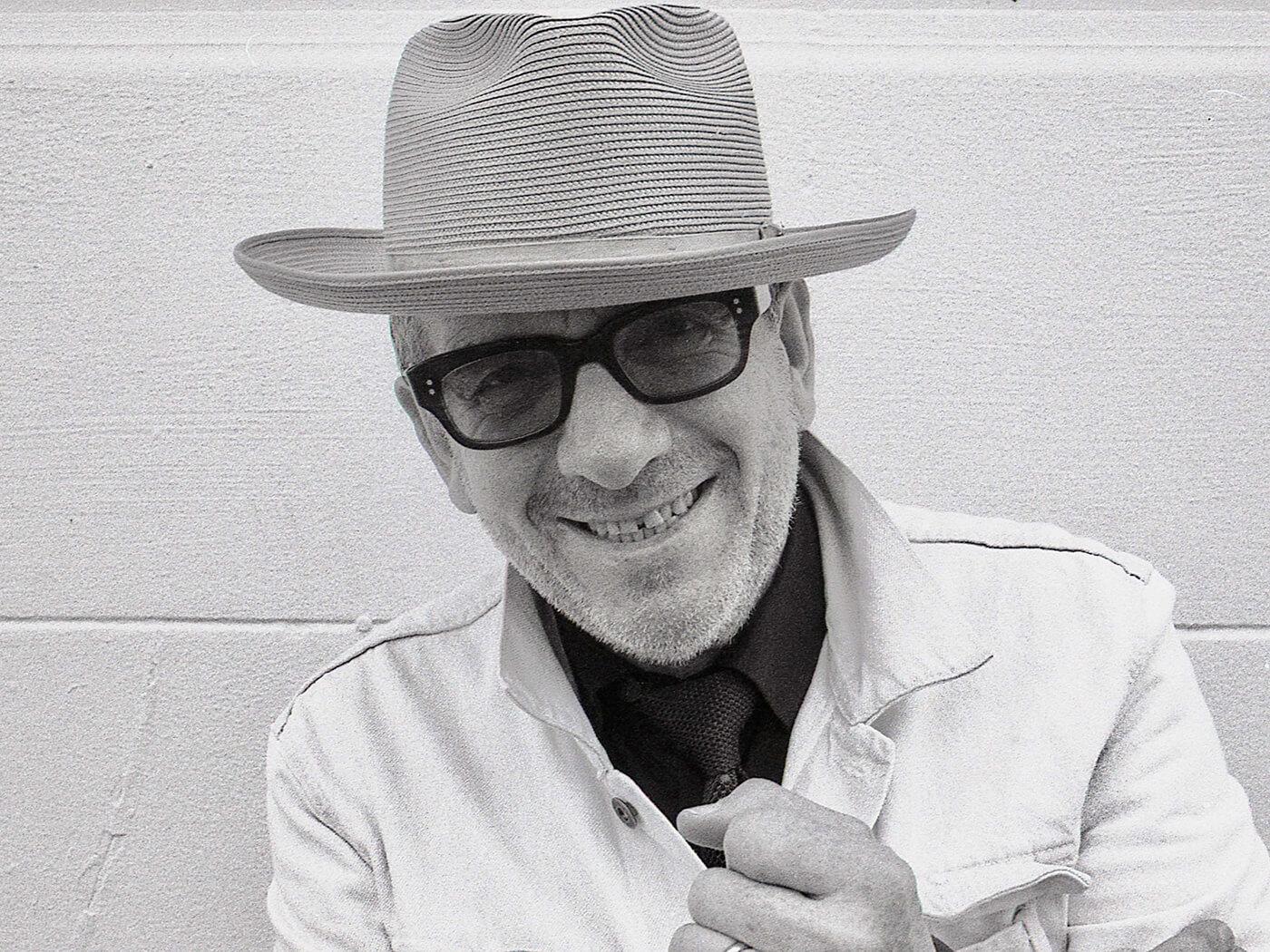 "Hear Elvis Costello's surprise new single, ""No Flag"""