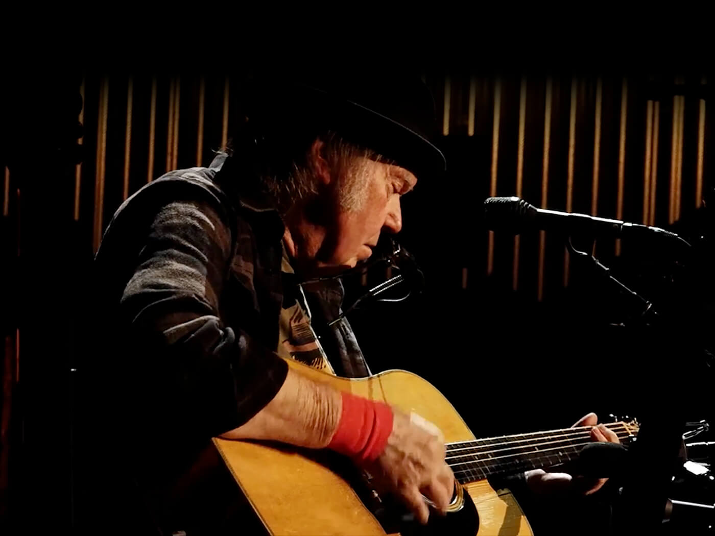 """Watch Neil Young's Polar Vortex version of """"Southern Man"""""""