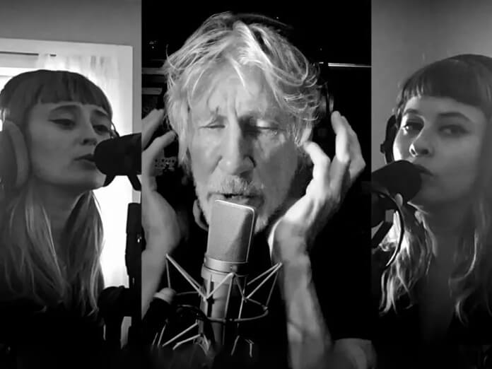 Watch Roger Waters' latest isolation performance