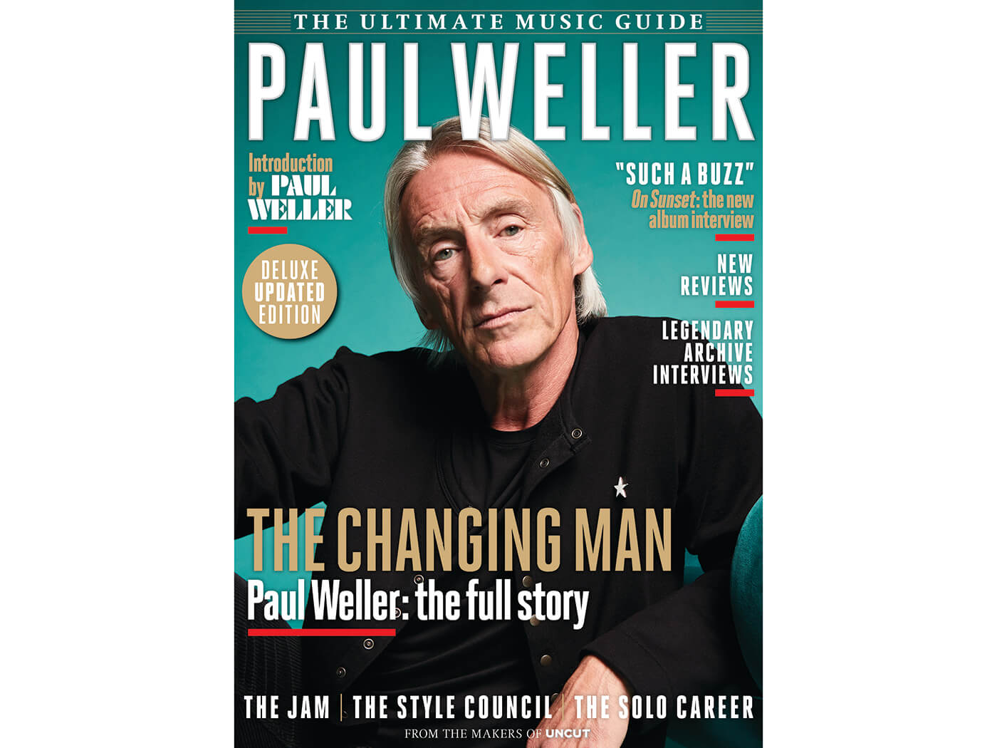 Paul Weller – The Deluxe Ultimate Music Guide