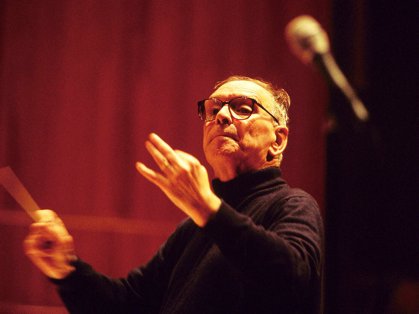Ennio Morricone has died, aged 91