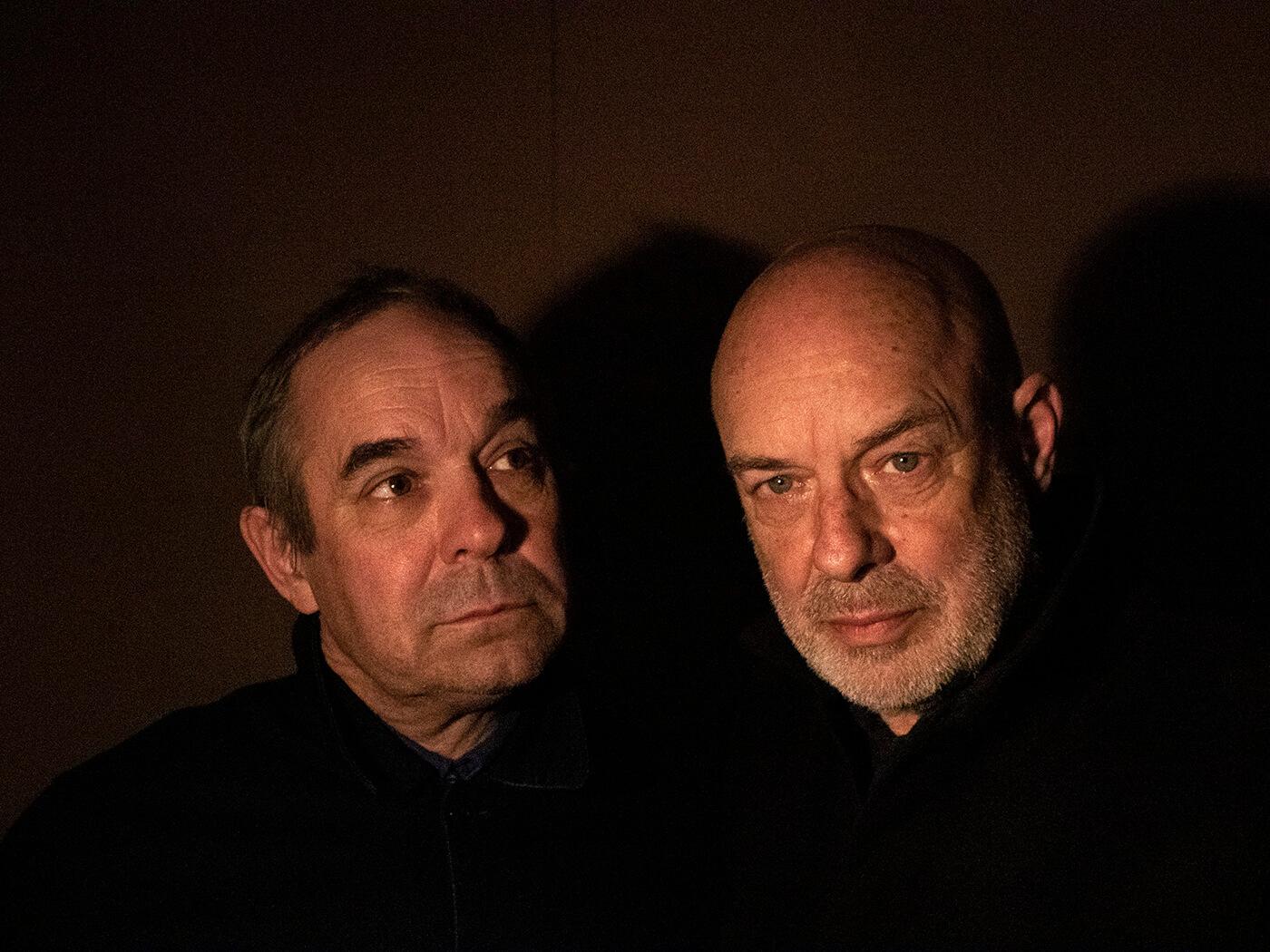 "Hear Roger and Brian Eno's new track, ""Manganese"""
