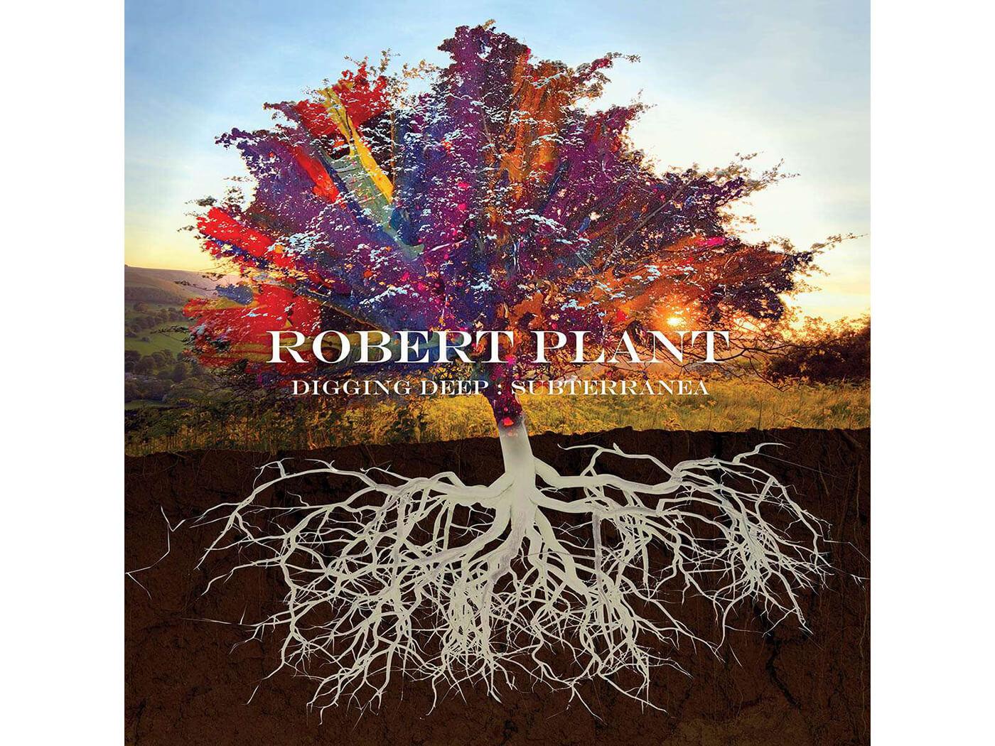 Robert Plant announces solo anthology, Digging Deep: Subterranea