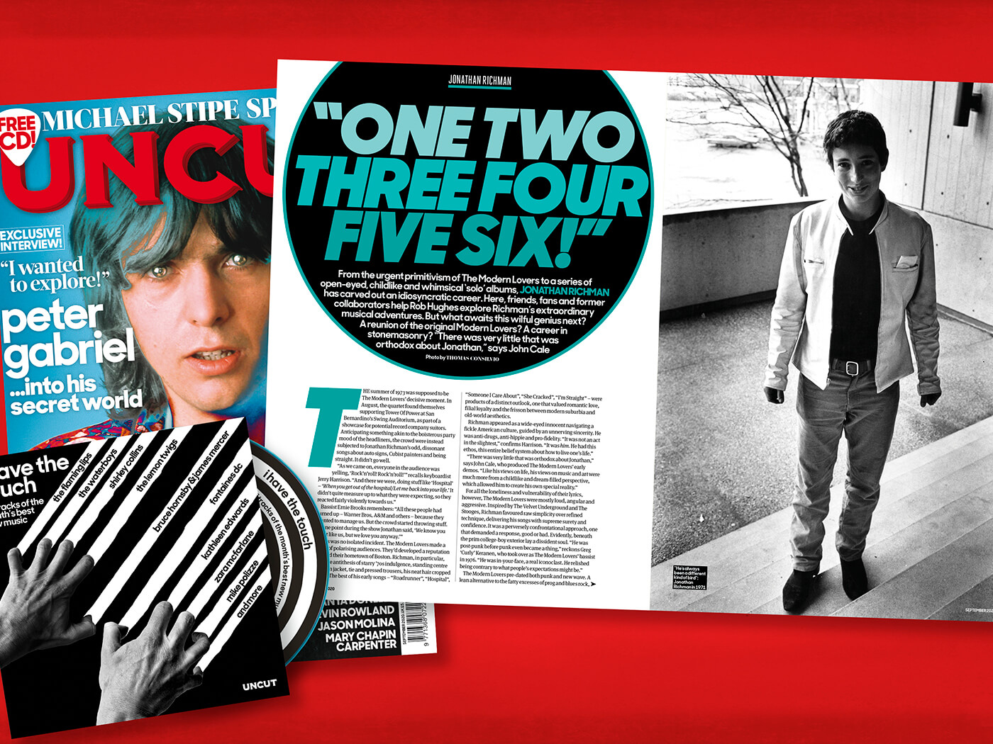 """John Cale on Jonathan Richman: """"He created his own special reality"""" 