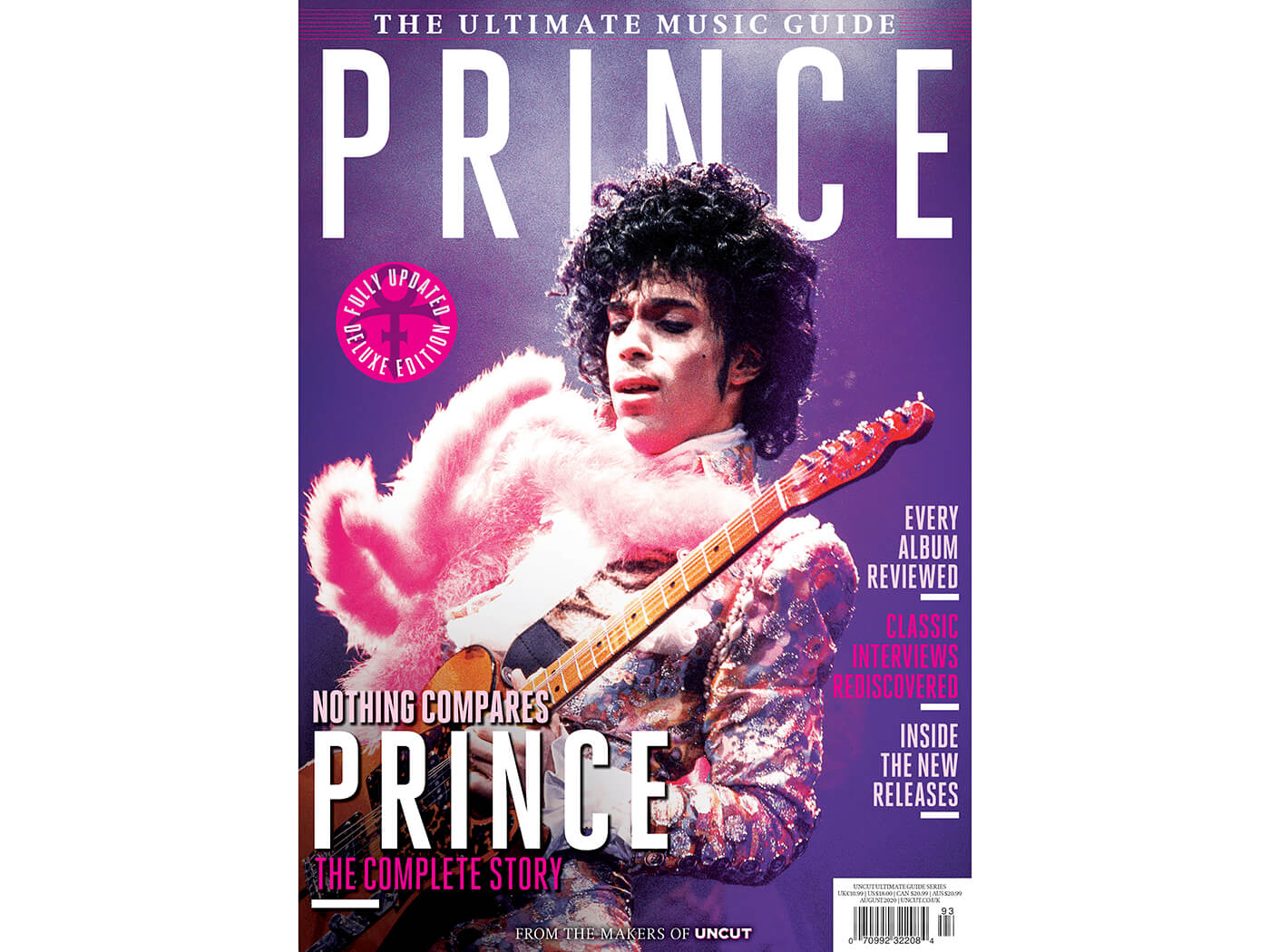 Prince – The Deluxe Ultimate Music Guide
