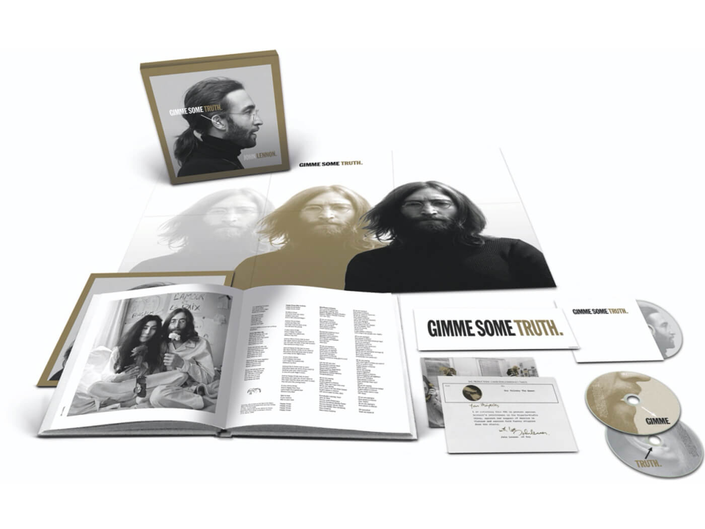 New John Lennon Box Set Announced Uncut