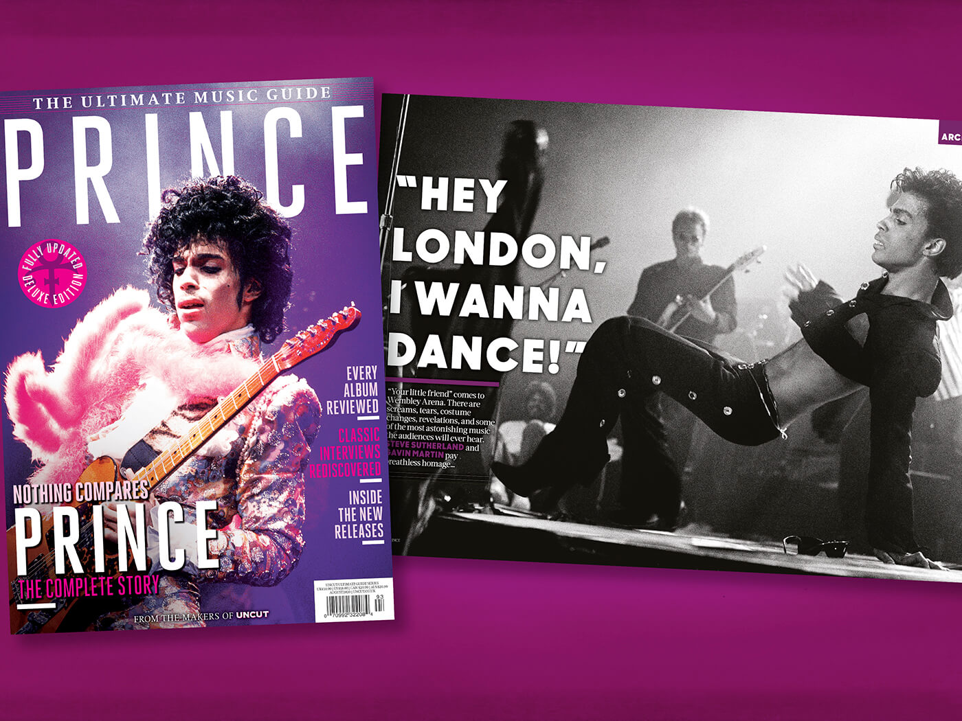 Introducing the Deluxe Ultimate Music Guide to Prince