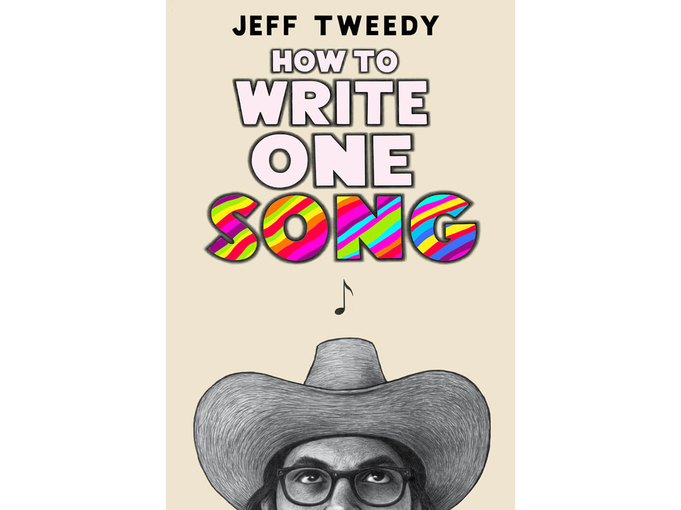 Jeff Tweedy to share his songwriting tips in new book