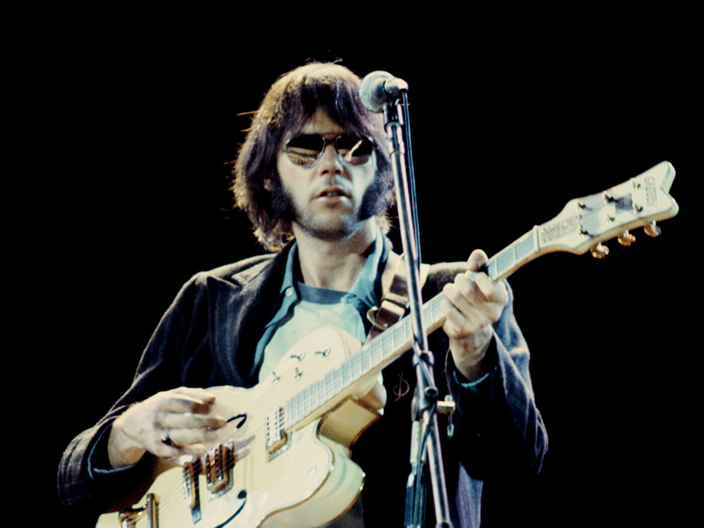 Neil Young reveals tracklisting for Archives Vol II: 1972-1976