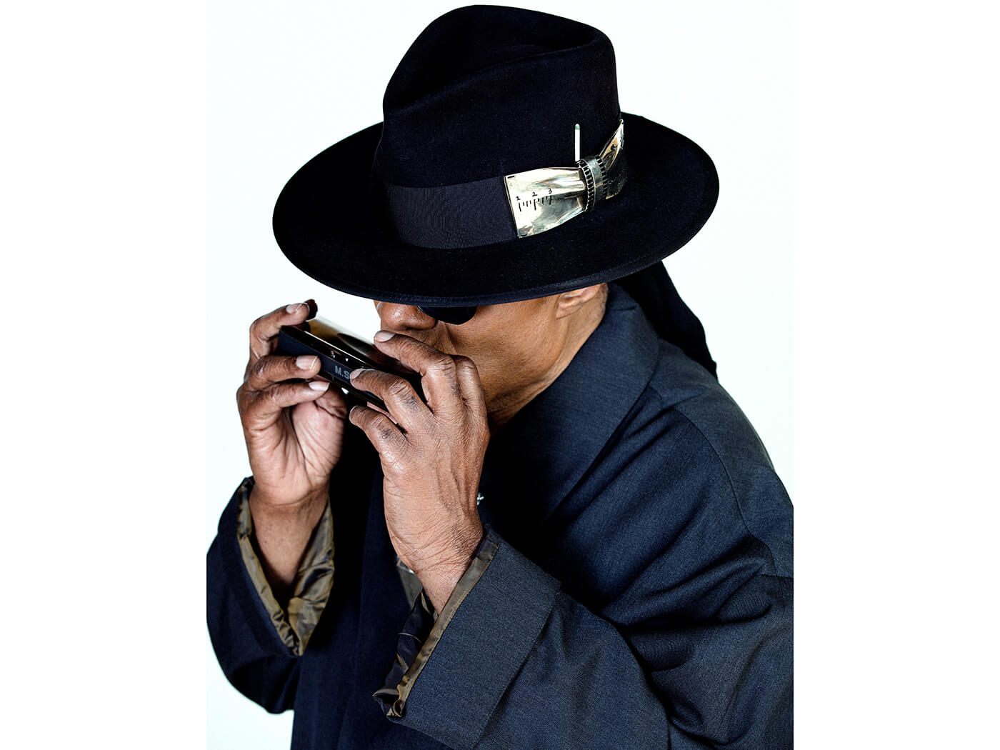 Stevie Wonder cover image