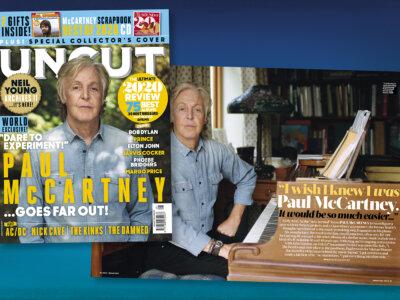 The Beatles Polska: Rozdajemy dwa numery Uncut z Paulem McCartneyem na okładce