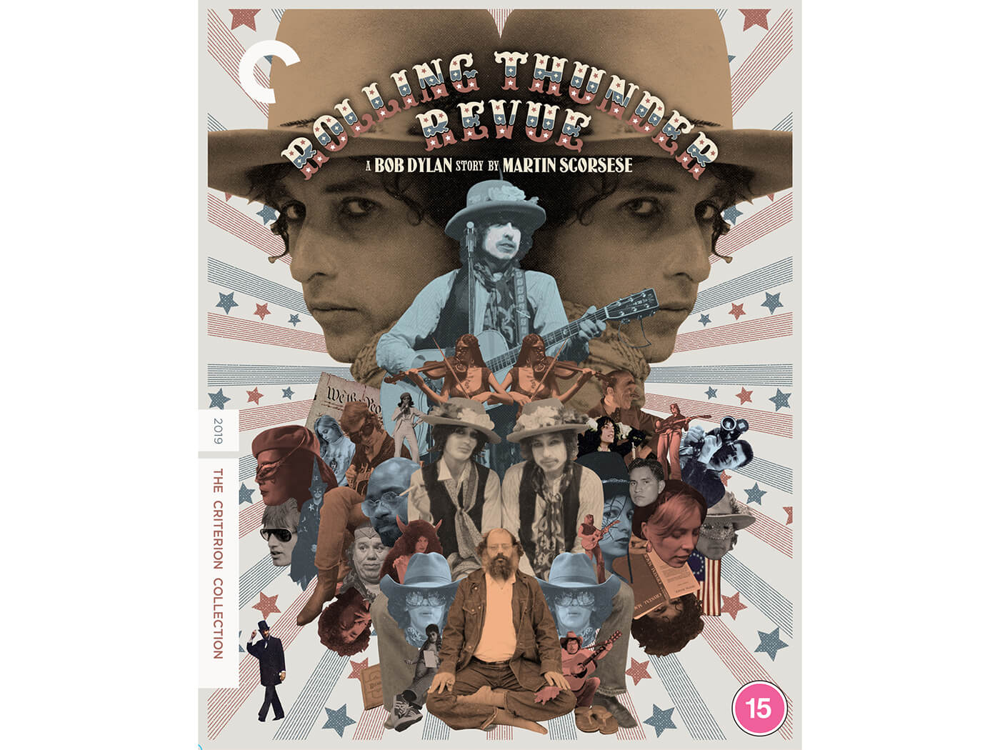 Win a copy of Rolling Thunder Revue: A Bob Dylan Story