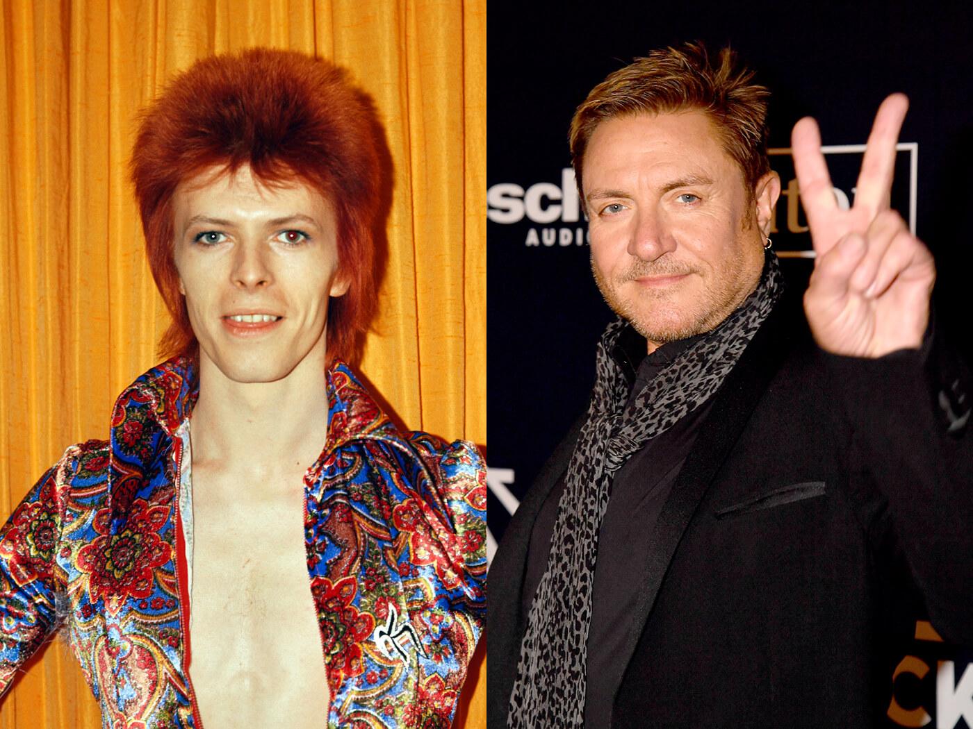 "Sam Richards Hear Duran Duran cover David Bowie's ""Five Years"" –  mandersmedia music shop"