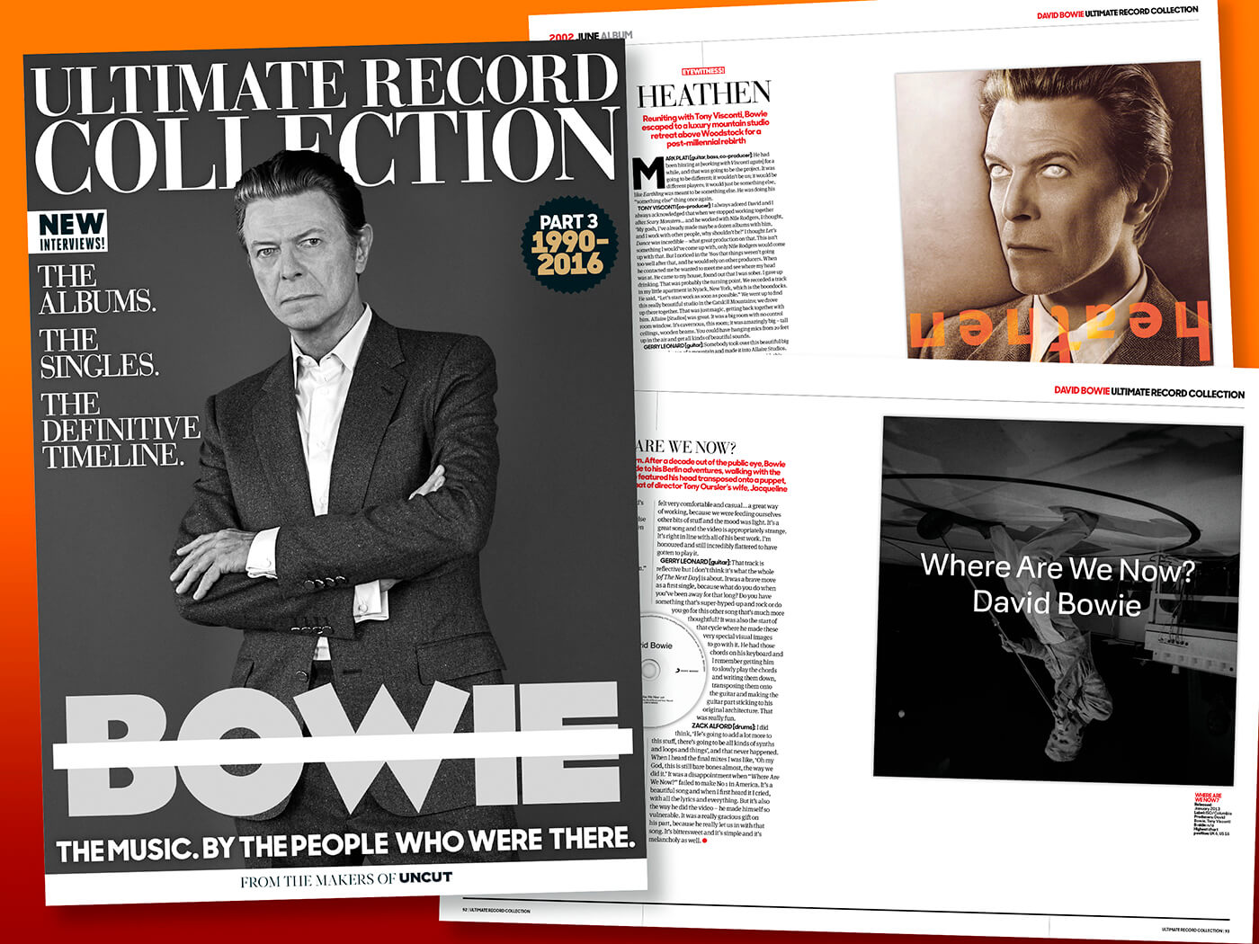 Welcome to Ultimate Record Collection: David Bowie – Part 3 (1990-2016)