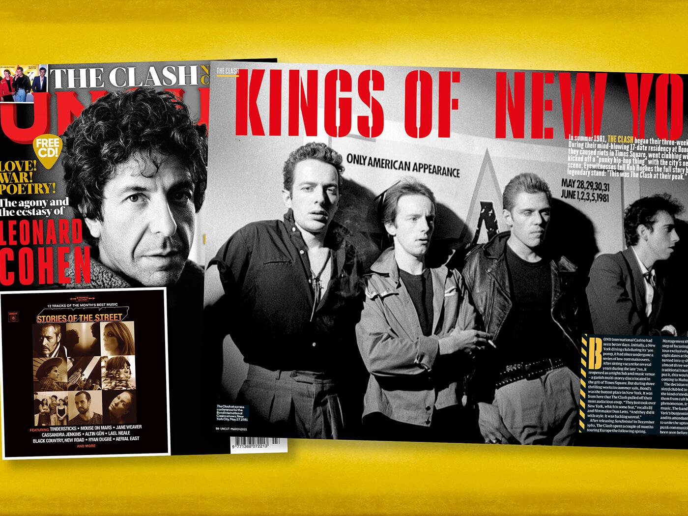 "The Clash in New York: ""De Niro took us out clubbing"""