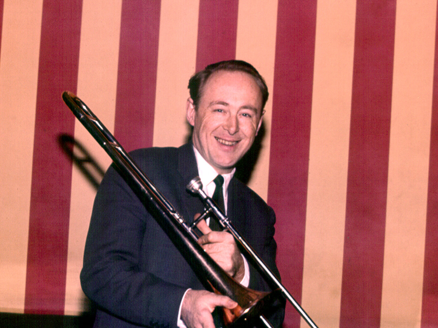 British jazz giant Chris Barber has died, aged 90