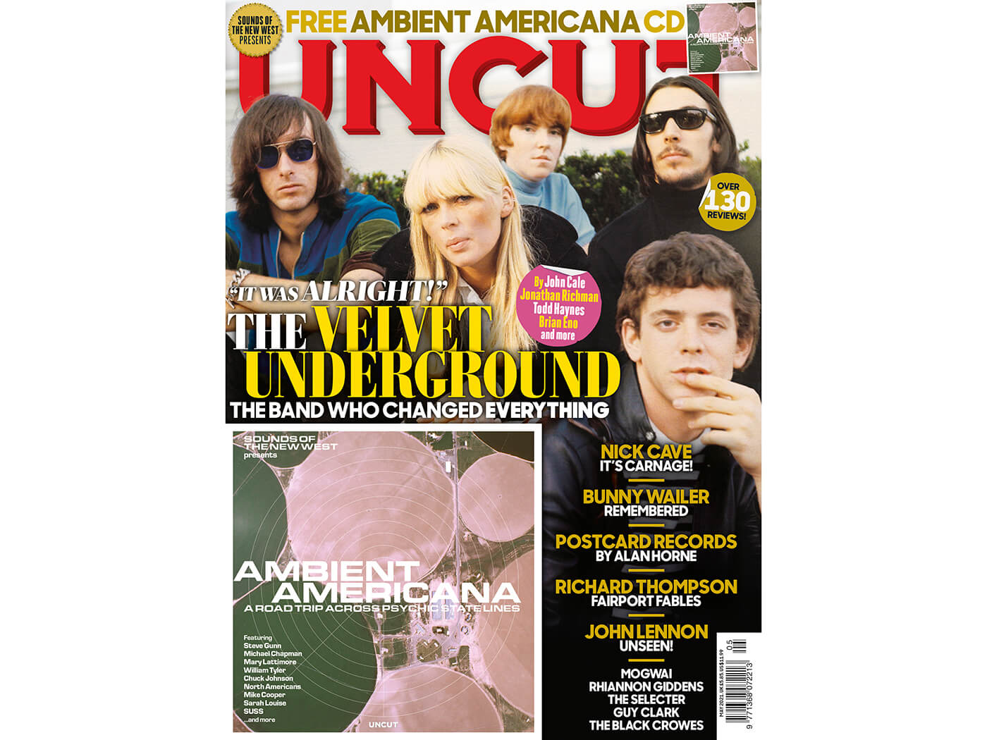 Uncut – May 2021