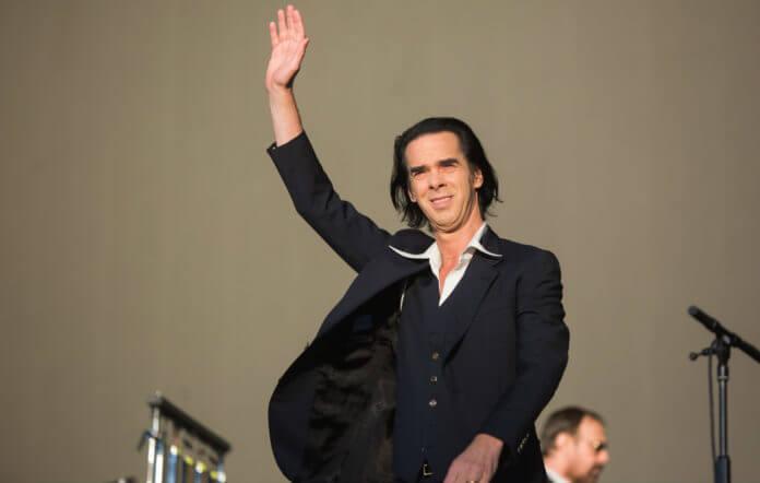 Nick Cave announces 2022 tour dates Europe