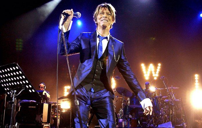 op Legend David Bowie In Concert