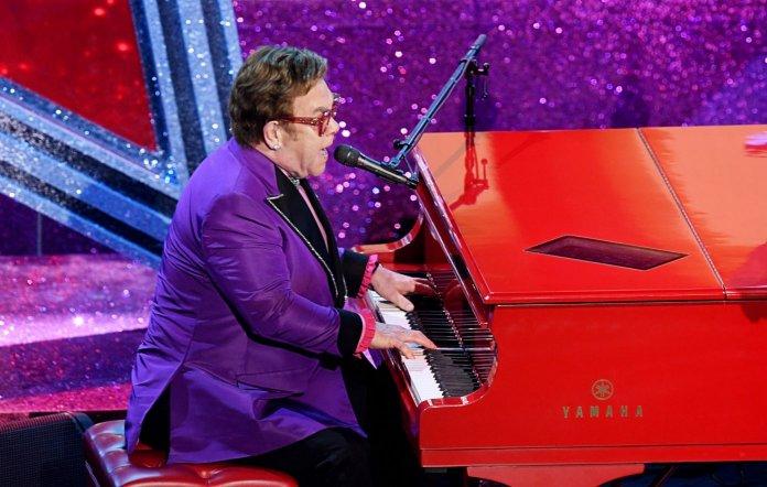 Elton John UK Touring