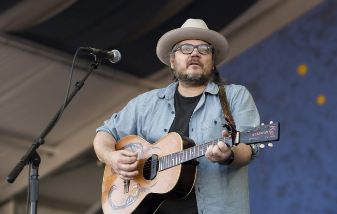 Jeff Tweedy Mouse Rat Parks and Recreation