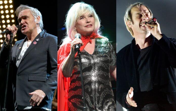 Morrissey Blondie Bauhaus headline Cruel World