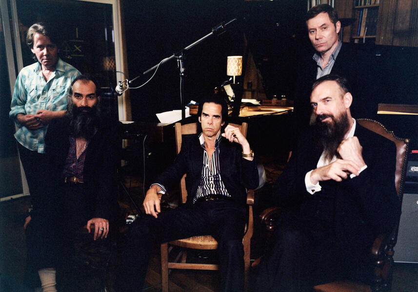 Nick Cave The Bad Seeds 2016