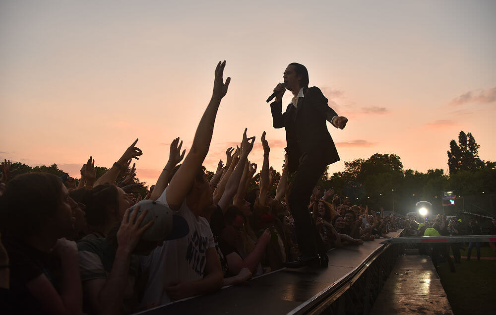 Nick Cave All Points East 2018