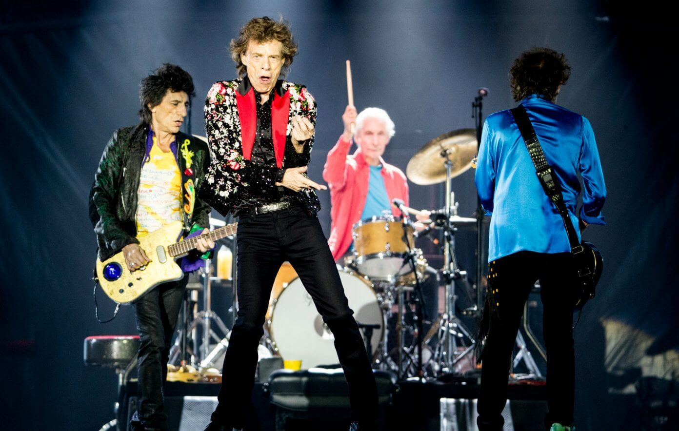 Rolling Stones streaming