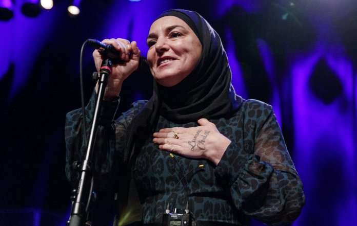 Sinéad O'Connor retires