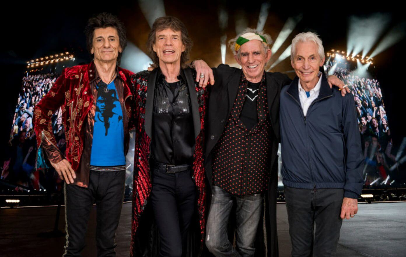 The Rolling Stones Broken Record campaign