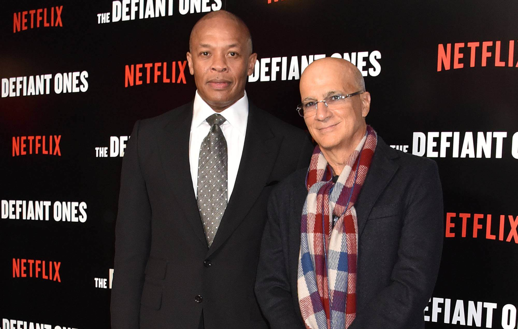 Dr Dre Jimmy Iovine What's Going On